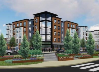 Wallworks awarded general trades package for two high-profile, multi-family projects in Delaware
