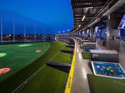 TopGolf – Innovation drives the construction