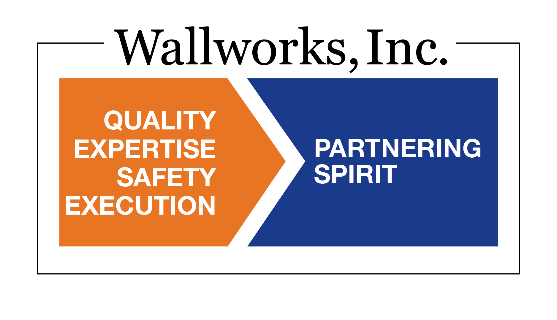 A Partnering Spirit – our Focus for 2019!